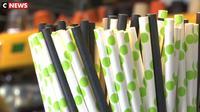Les pailles en plastique bannies des Sables-d'Olonne
