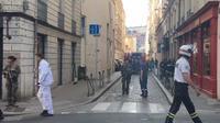 Explosion à Lyon : l'émotion des habitants du quartier