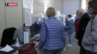 Rueil-Malmaison : le vaccinodrome a ouvert ses portes