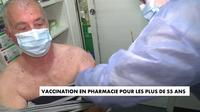 La vaccination en pharmacie pour les plus de 55 ans a commencé.