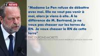 Elections régionales : Eric Dupond-Moretti entre en campagne