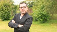 """Benoît Cachin, auteur du beau livre """"Michel Polnareff - une simple mélodie"""" paru aux éditions Gründ."""