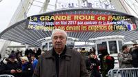 Marcel Campion, le 24 novembre 2016 à Paris [BERTRAND GUAY / AFP]