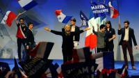 Meeting électoral de Marine Le Pen à Metz le 18 mars 2017 [Jean Christophe VERHAEGEN / AFP]