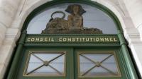 Le Conseil Constitutionnel à Paris [THOMAS SAMSON / AFP/Archives]