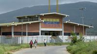 Une nouvelle mutinerie meurtrière a eu lieu dans cette prison du Venezuela, faisant au moins 11 morts et 28 blessés [Luis ROBAYO / AFP]
