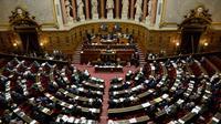 Le Sénat lors d'un débat sur l'état d'urgence le 20 novembre 2015 à Paris [ALAIN JOCARD / AFP/Archives]