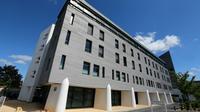 L'hôpital Sebastopol de Reims où est hospitalisé Vincent Lambert, pris en photo en juin 2015 [FRANCOIS NASCIMBENI / AFP/Archives]