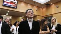 Patrick Devedjian, le 16 décembre 2012 dans la mairie d'Antony [Francois Guillot / AFP/Archives]