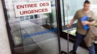 L'entrée des urgences de l'Hôtel-Dieu, à Paris, le 31 mai 2013 [Fred Dufour / AFP/Archives]