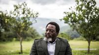 Joseph Kabila président de la RDC dans son ranch à Kinshasa, le 10 décembre 2018 [John WESSELS / AFP/Archives]
