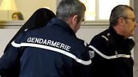 Eric Molcrette à son arrivée le 8 décembre 2016 au tribunal à Chambery [JEAN-PIERRE CLATOT / AFP]