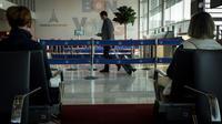 Belle année pour les deux aéroports parisiens qui affichent une 3,8 % du trafic passager par rapport à l'année dernière.