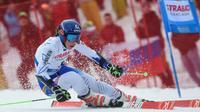 La Slovaque Petra Vlhova lors du slalom géant de Spindleruv Mlyn en République tchèque, le 8 mars 2019  [Michal CIZEK / AFP]