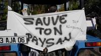 A Paris, «au moins 250 tracteurs» convergent vers l'avenue Foch, où un rassemblement est organisé à partir de 10 heures, indique la FNSEA. (illustration)