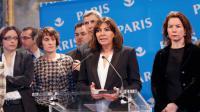 """Anne Hidalgo, la maire de Paris, souhaite la mise en place """"d'une carte de citoyen de Paris."""""""