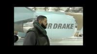 Le Boeing 767 customisé de Drake a été décrit par certains comme étant «une folie surréaliste».