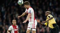 L'Ajax Amsterdam a surclassé Lille 3 à 0 à domicile mardi dans le groupe H pour son premier match de Ligue des champions de la saison.