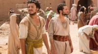 """Dans """"Les nouvelles aventures d'Aladin"""", Kev Adams retrouve son complice de """"Soda"""", William Lebghil."""