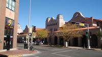 L'accident a eu lieu sur une artère du centre d'Albuquerque
