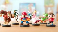 Derniers arrivés dans le genre du jouet vidéo, les Amiibo réunissent tous les héros de l'univers Nintendo.
