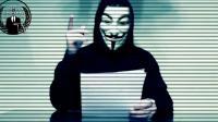 C'est la deuxième fois que les Anonymous s'en prennent à Donald Trump.