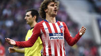 Le joueur de foot Antoine Griezmann a annoncé qu'il allait quitter l'Atlético Madrid.