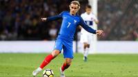 Antoine Griezmann enchaîne les prestations décevantes depuis l'Euro.