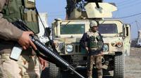 L'armée irakienne affronte constamment les combattants djihadistes ainsi que des milices.