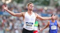 Il est seulement le 3e athlète a dépassé la barre mythique des 9000 points.