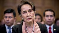 Aung San Suu Kyi a assisté mardi aux appels de la Gambie, au nom du monde musulman, pour que la Birmanie «cesse le génocide» contre la minorité rohingya, au premier jour d'audiences devant la Cour internationale de justice.