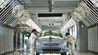 Les ventes de voitures neuves en France en hausse de 6,3% en septembre.