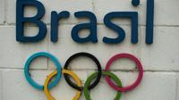 11 personnes seraient mortes dans les travaux pour les Jeux Olympiques 2016 au Brésil [CHRISTOPHE SIMON / AFP/Archives]