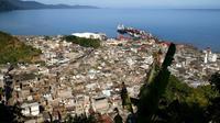 Mayotte a été placée en alerte rouge à 16H00 dimanche (14H00 à Paris) pour faire face au passage du cyclone Belna [RICHARD BOUHET / AFP/Archives]