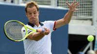 Richard Gasquet à l'US Open de tennis le 1er septembre 2015 à New York [JEWEL SAMAD / AFP/Archives]