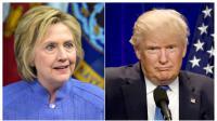 Hillary Clinton a estimé mercredi que son rival républicain Donald Trump était allé trop loin en suggérant, selon elle, une résistance des détenteurs d'armes en cas d'élection de la démocrate à la Maison Blanche en novembre [dsk / AFP/Archives]