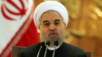 Le président iranien Hassan Rohani, le 17 janvier 2016 à Téhéran [ATTA KENARE / AFP]