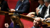 Le garde des Sceaux Jean-Jacques Urvoasà l'Assemblée nationale, le 8 février 2017 [MARTIN BUREAU / AFP]