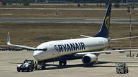 La compagnie aérienne Ryanair a conclu un accord avec le syndicat de ses pilotes irlandais Forsa [JOSE JORDAN                    / AFP/Archives]