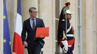 Le secrétaire général de l'Elysée, Alexis Kohler, au Palais de l'Elysée, le 5 juin 2018 [LUDOVIC MARIN / AFP]