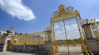 La grille royale du château de Versailles, le 24 juin 2014   [Bertrand Guay / AFP/Archives]