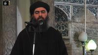 Le chef de Daesh, Abou Bakr al-Baghdadi, serait en vie, selon le renseignement kurde d'Irak.
