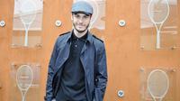 Baptiste Giabiconi, ici en 2013 à Roland-Garros, veut ramener le club en Ligue 2 d'ici 2022.