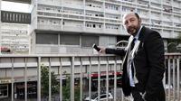 Kad Merad tient le rôle de Philippe Rickwaert, un homme politique corrompu, dans la série «Baron noir» (Canal +)