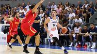 Nando de Colo et les Bleus vont tenter de décrocher une quatrième médaille consécutive à l'Euro.