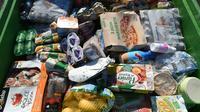 Dix millions de tonnes de nourriture gaspillées tous les ans en France [ERIC CABANIS / AFP/Archives]