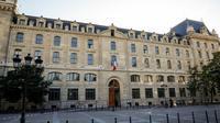La Préfecture de police de Paris le 3 octobre 2019 [GEOFFROY VAN DER HASSELT / AFP]