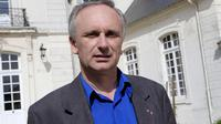 Franck Briffaut, le maire de Villers-Cotterêts du Front National (FN), le 1er avril 2014  [Francois Nascimbeni / AFP/Archives]