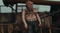 Hatari, un groupe à l'esthétique BDSM.