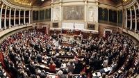 L'Assemblée nationale à Paris le 17 juillet 2013 [Bertrand Guay / AFP]